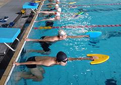 北京游泳教练培训