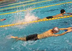 游泳教练培训班