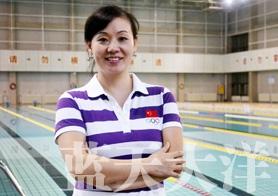 长沙冠军游泳教练员