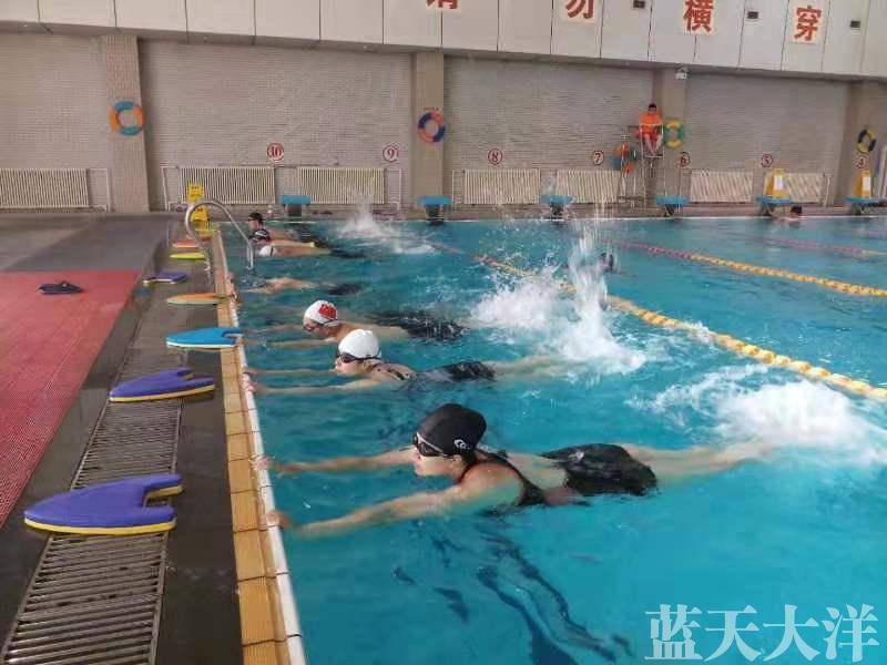 回龙观游泳培训
