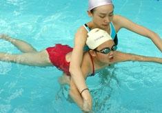 北京游泳教练员培训