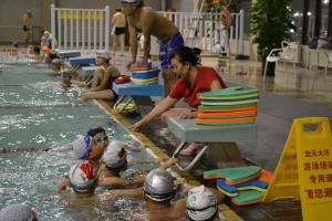游泳健身训练
